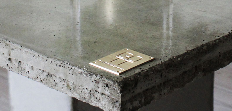 beton bordplade pris